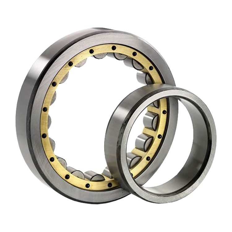 BC1-0738A Cylindrical Roller Bearing / Air Compressor Bearing 40*80.2*18mm