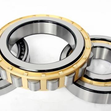 GE80ES-2RS Double Sealed Spherical Plain Bearing