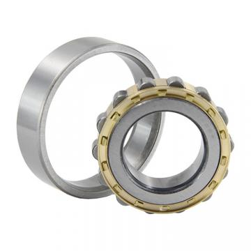 POSB6 Right Hand Rod End Bearing With Male Thread 9.525x25.4x61.93mm