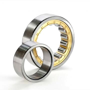 """SUCF203-11 Stainless Steel Flange Units 11/16"""" Mounted Ball Bearings"""